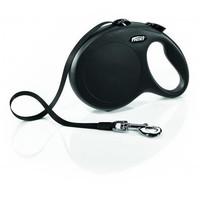 Фотография товара Поводок-рулетка для собак Flexi New Classic L, черный