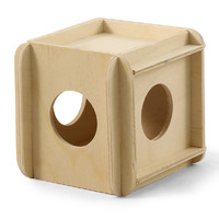 Фотография товара Игрушка для грызунов Гамма, размер 11х10х10см.