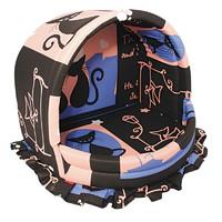 Фотография товара Домик для кошек и собак Гамма Эстрада, размер 35х40х30см., цвета в ассортименте