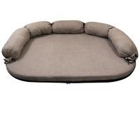Фотография товара Лежак-диван для собак Гамма Велюр 3, размер 3, размер 134х100х8см., цвета в ассортименте