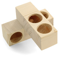 Фотография товара Игрушка для грызунов Гамма, размер 13х8х13см.