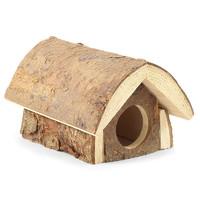 Фотография товара Домик для грызунов Гамма, размер 12х16х10см.