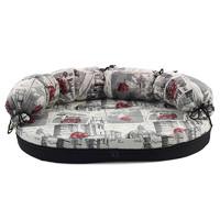 Фотография товара Лежак-диван для собак Гамма Размер 3, размер 134х100х8см., цвета в ассортименте