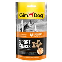 Фотография товара Лакомство для собак GimDog Sport Snacks, 60 г