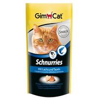 Фотография товара Лакомство для кошек GimCat Schnurries, 40 г