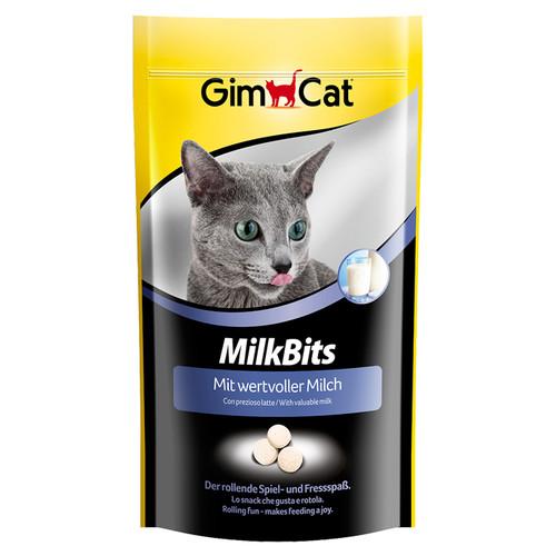 Лакомство для кошек GimCat MilkBits
