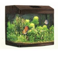 Фотография товара Аквариум для рыб Jebo 352R, размер 51х34х50см., орех