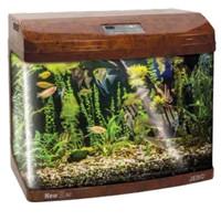 Фотография товара Аквариум для рыб Jebo 352R, размер 51х34х50см., темное дерево
