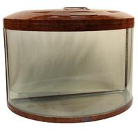 Фотография товара Аквариум для рыб Jebo 790R, размер 90.5х45х65.5см., темное дерево