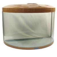 Фотография товара Аквариум для рыб Jebo 790R, размер 90.5х45х65.5см., светлое дерево