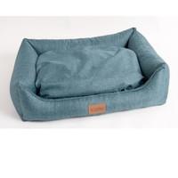 Фотография товара Лежанка для собак Katsu Sofa Opi M, размер 70х50х21см., аквамарин