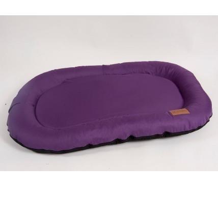 Лежак для собак Katsu Pontone Kasia XL, размер 117х86х12см., фиолетовый