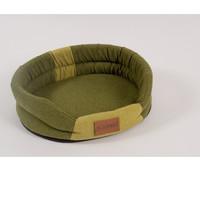 Фотография товара Лежак для собак Katsu Animal XL, размер 88х72см., хаки/зеленый