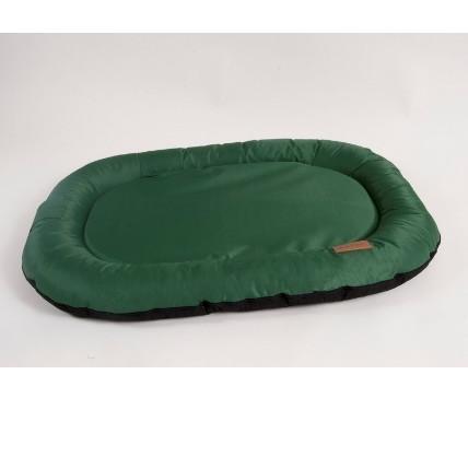 Лежак для собак Katsu Pontone Kasia S, размер 74х46х9см., зеленый