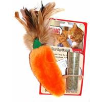 Фотография товара Игрушка для кошек Kong Морковь
