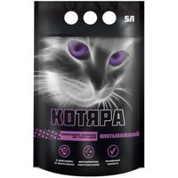 Фотография товара Наполнитель для кошачьего туалета Котяра Силикагелевый, 3.5 кг