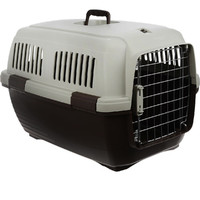 Фотография товара Переноска для собак и кошек Marchioro Clipper Cayman, размер 2, 2.1 кг, размер 57х37х36см., бежево-коричневый