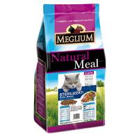 Фотография товара Корм для кошек MEGLIUM Cat Adult, 3 кг, курица с говядиной и рыбой