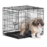 Фотография товара Клетка для собак Midwest iCrate, размер 2, 6 кг, размер 61х46х48см., черный