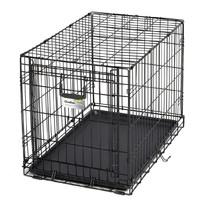 Фотография товара Клетка для собак Midwest Ovation, размер 1, 8 кг, размер 79х49х55см., черный