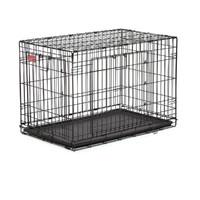 Фотография товара Клетка для собак Midwest Life Stages A.C.E. MaxLock, размер 2, 10.7 кг, размер 94х57х63см., черный