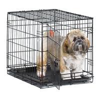 Фотография товара Клетка для собак Midwest iCrate, размер 1, 5.8 кг, размер 61х46х48см., черный