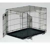 Фотография товара Клетка для собак Midwest Life Stages, размер 1, 10.6 кг, размер 76х53х61см., черный
