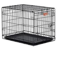 Фотография товара Клетка для собак Midwest iCrate, размер 3, 7.4 кг, размер 76х48х53см., черный