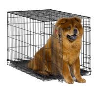 Фотография товара Клетка для собак Midwest iCrate, размер 5, 9.7 кг, размер 76х48х53см., черный