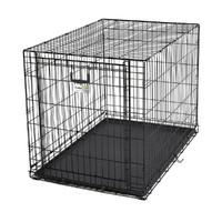 Фотография товара Клетка для собак Midwest Ovation, размер 3, 15.8 кг, размер 111х72х77см., черный