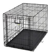 Фотография товара Клетка для собак Midwest Ovation, размер 2, 10.8 кг, размер 94.6х58.4х63.5см., черный