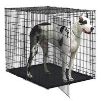 Фотография товара Клетка для собак Midwest Solutions, 37.7 кг, размер 137х94х114см., черный