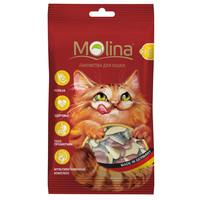 Фотография товара Лакомство для кошек Molina MIX, 80 г