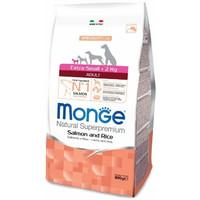 Фотография товара Корм для собак Monge Dog Speciality Extra Small, 800 г, лосось с рисом