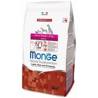 Фотография товара Корм для собак Monge Dog Speciality Extra Small, 800 г, ягненок с картофелем