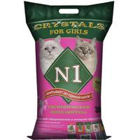 Фотография товара Наполнитель для кошачьего туалета N1 For Girls, 12 кг