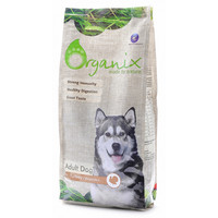 Фотография товара Корм для собак Organix Adult Dog Turkey, 2.5 кг, индейка