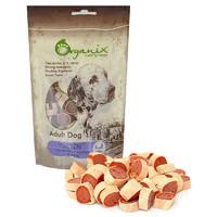 Фотография товара Лакомство для собак Organix Chicken fillet/ cod chips