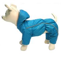 Фотография товара Комбинезон для собак Osso Fashion, размер 32, бирюзовый