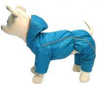 Фотография товара Комбинезон для собак Osso Fashion, размер 30, бирюзовый