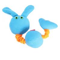 Фотография товара Игрушка для собак Osso Fashion Toys Заяц, размер 45х13см.