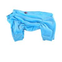 Фотография товара Халат для собак Osso Fashion, размер 60, голубой
