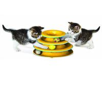 Фотография товара Игрушка для кошек Petstages Tower of Tracks, размер 25х25х20см.