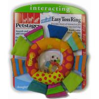 Фотография товара Игрушка для собак Petstages Mini Easy Toss Ring, размер 13см.