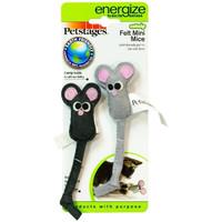 Фотография товара Игрушка для кошек Petstages Мышки, 2 шт.