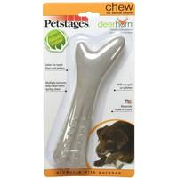 Фотография товара Игрушка для собак Petstages Deerhorn L, размер 20см.