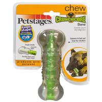 Фотография товара Игрушка для собак Petstages Хрустящая косточка M, размер 12см.