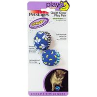 Фотография товара Игрушка для кошек Petstages Play, размер 4см., 2 шт.