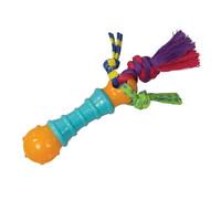 Фотография товара Игрушка для собак Petstages Mini Barbell Chew, размер 16см.