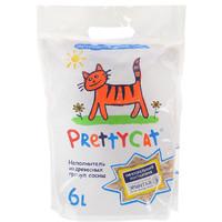 Фотография товара Наполнитель для кошачьего туалета Pretty Cat Wood Granules, 2 кг